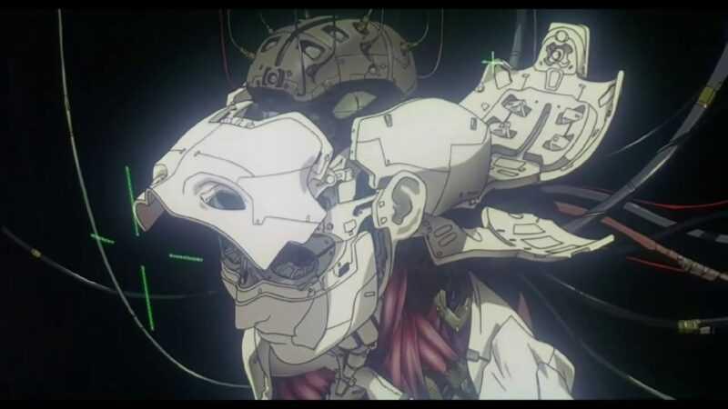 #TBT: Ghost in the shell - la película