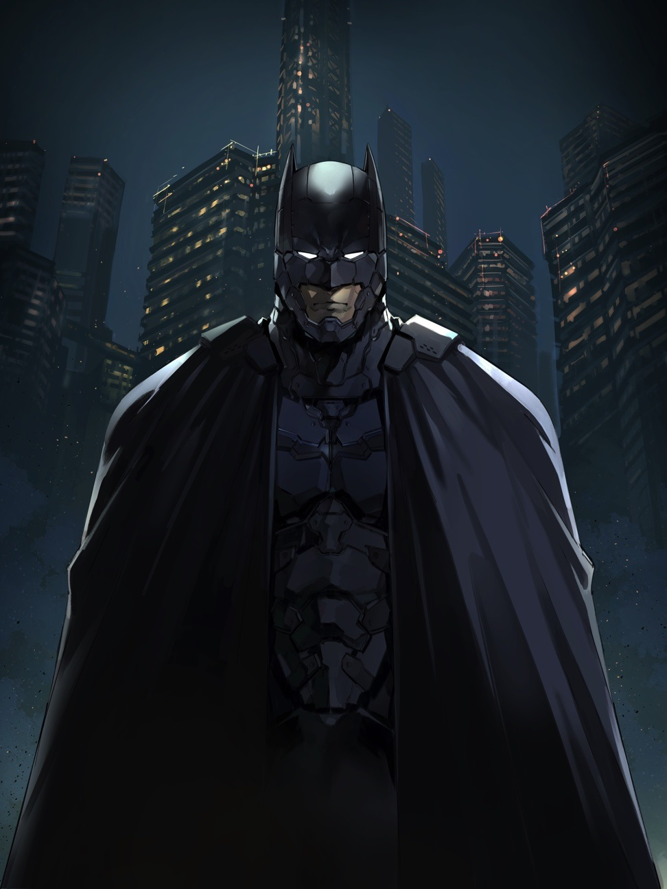 Batman Justice Buster Visual