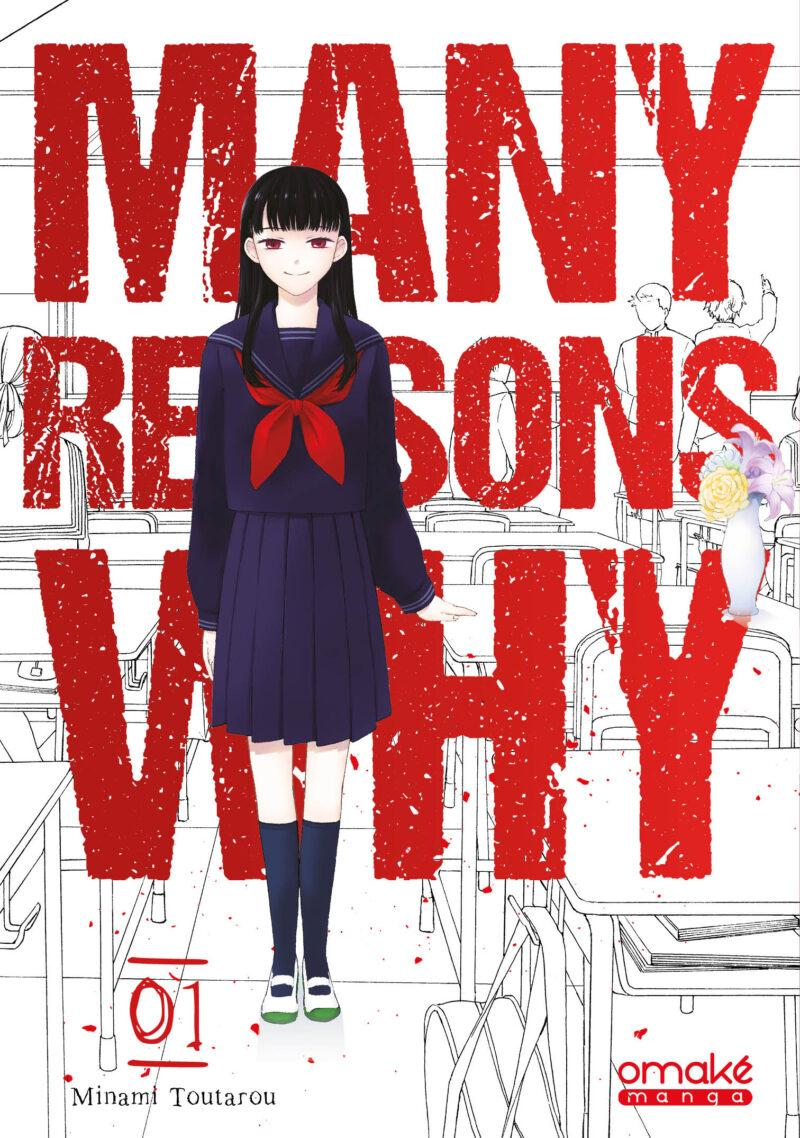 El manga dramático Many Reasons Why en Omaké Manga