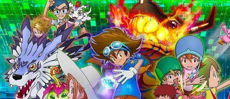 Anime - Digimon Adventure: - Episodio n.o 30