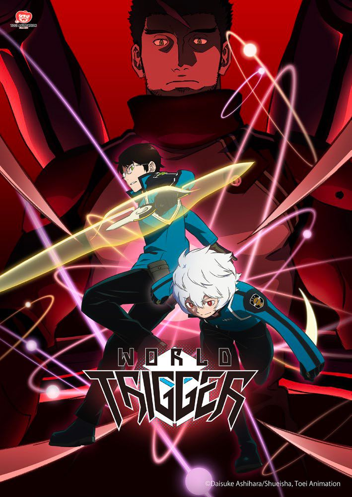 World Trigger - Temporada 2