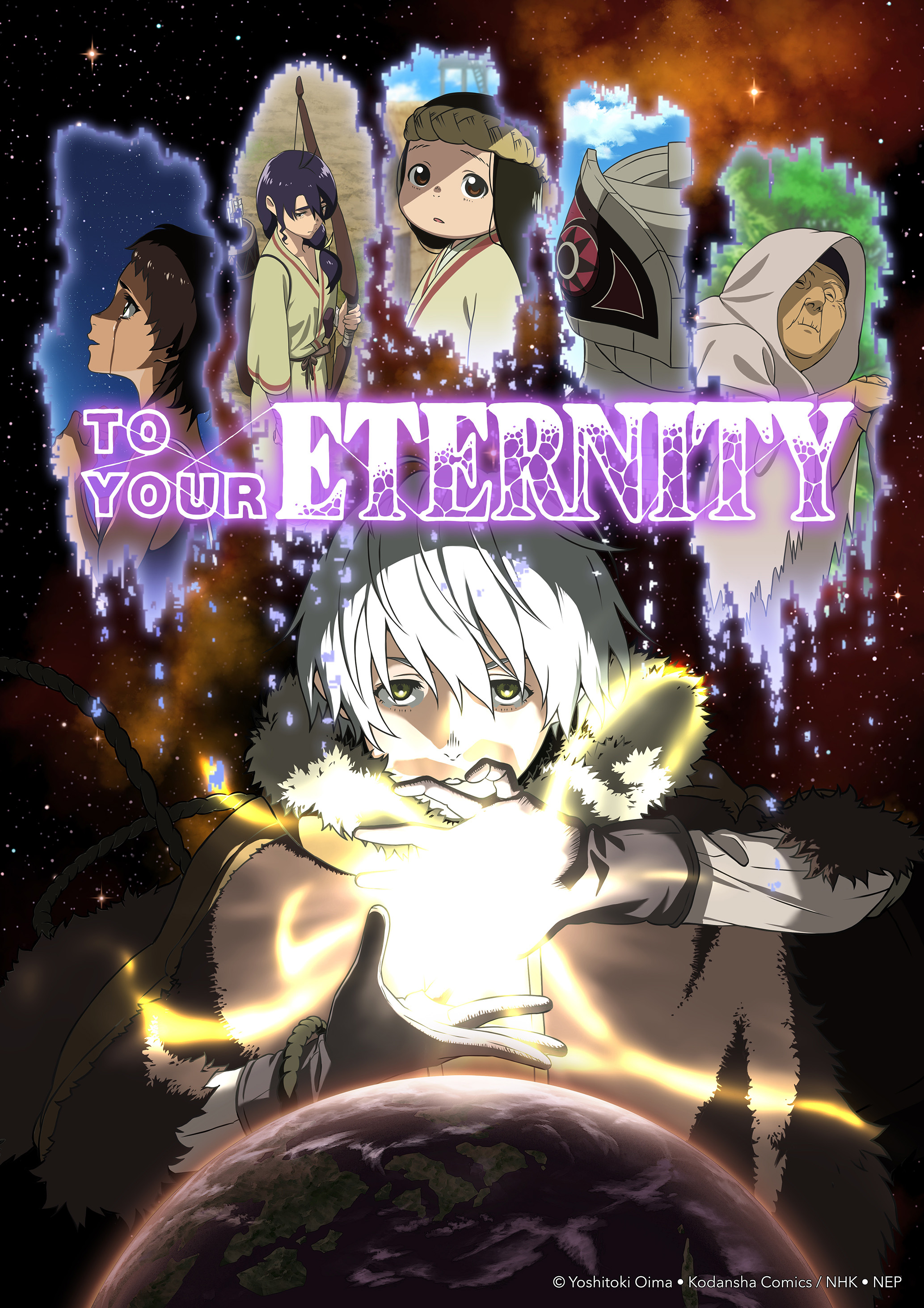 To Your Eternity Visual 2