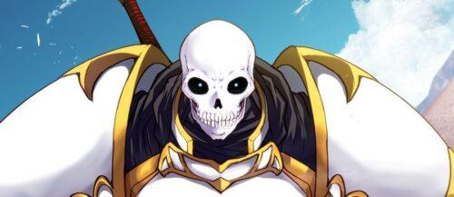 Descubre un extracto del manga Skeleton Knight in Another World