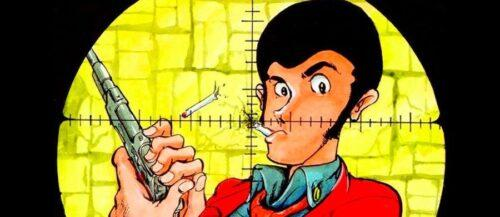 Descubre un extracto del manga Lupin III Anthology